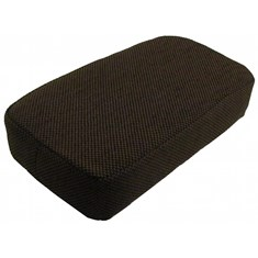 Arm Rest for Side Kick Seat, Kayak Brown Fabric
